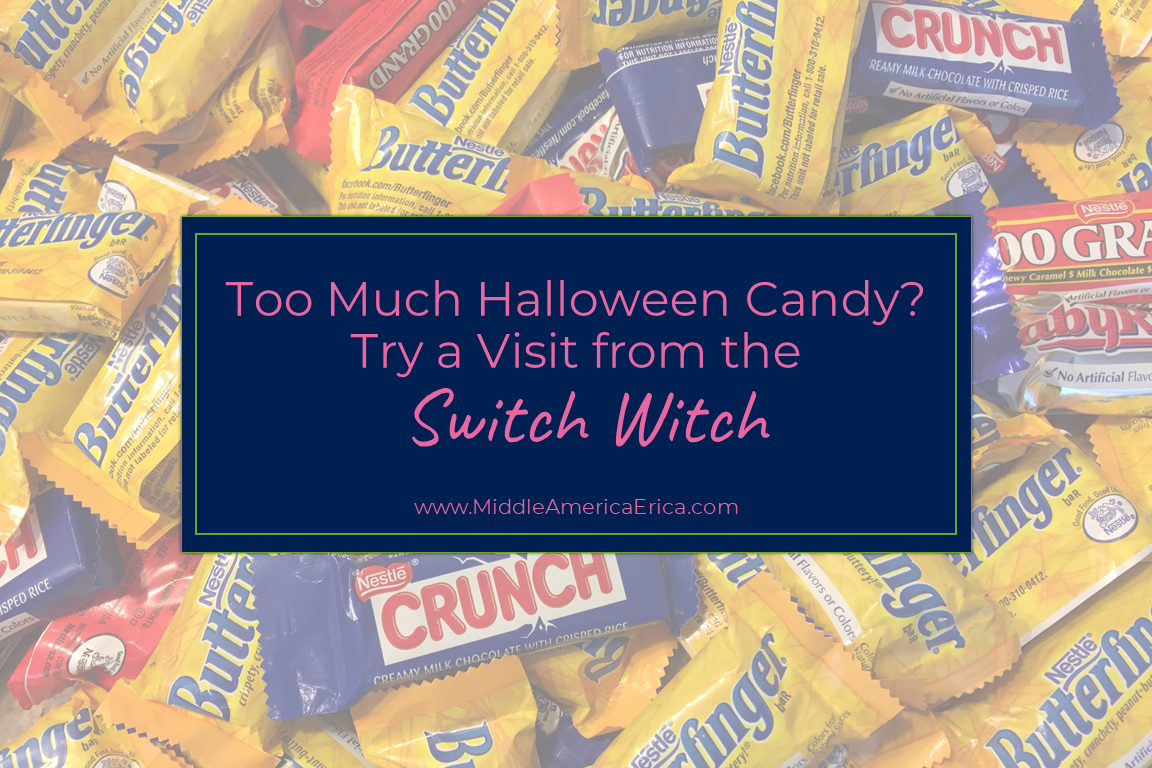 Too Much Halloween Candy? Try a Visit from the Switch Witch